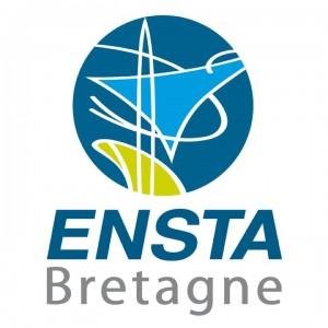 Logo ENSTA Bretagne - génie maritime