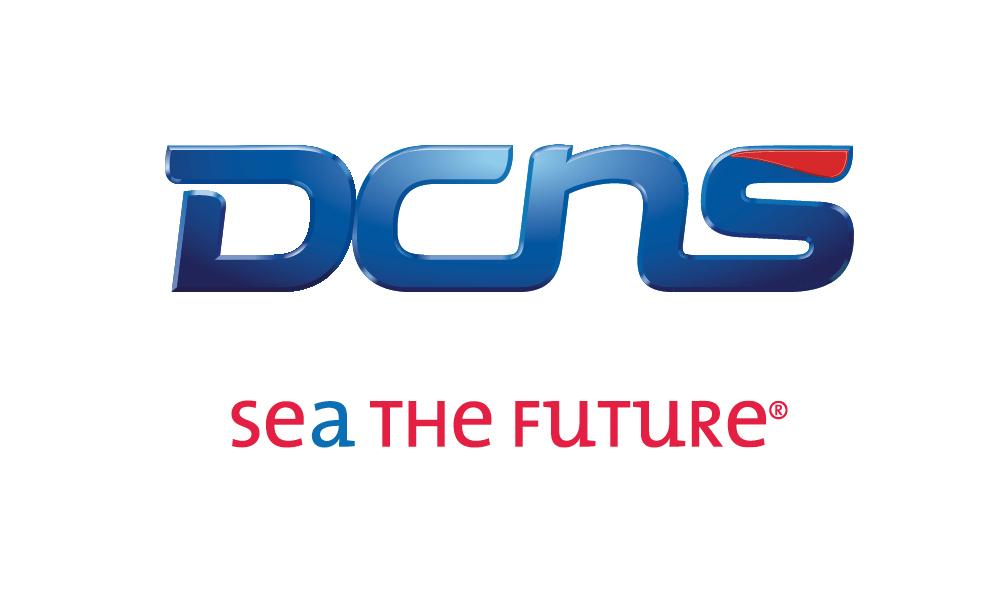 Logo DCNS - Rendez-vous du Monde Maritime 2016
